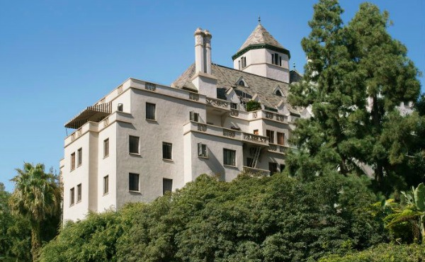 hollywood hauntings chateau marmont