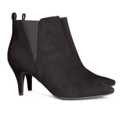 Stylish ankle boots from H&M