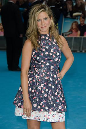 Jennifer Aniston'sstyle switcharoo