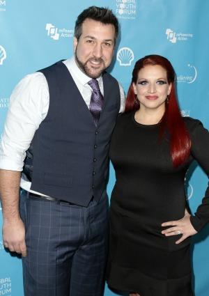 Joey Fatone splits from wife