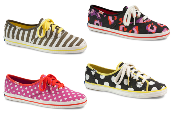 Keds x kate spade new york fall shoes