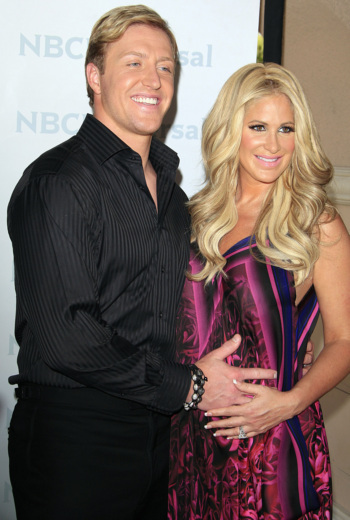Kim Zolciak is expecting twins
