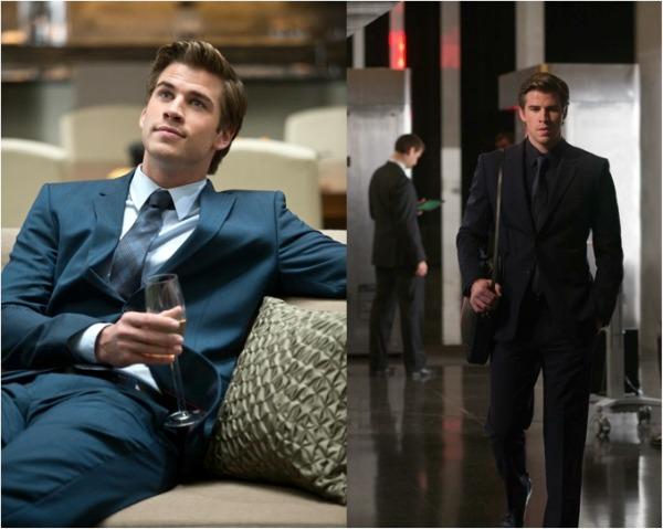 Liam Hemsworth Suit Paranoia Liam hemsworthLiam Hemsworth Paranoia Suit