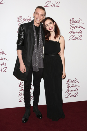 are lily collins and jamie bower dating 2013
