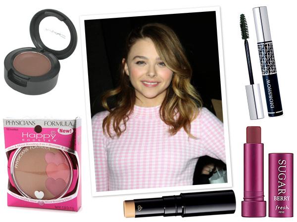Celebrity makeup profile: Chloe Grace Moretz -- cat