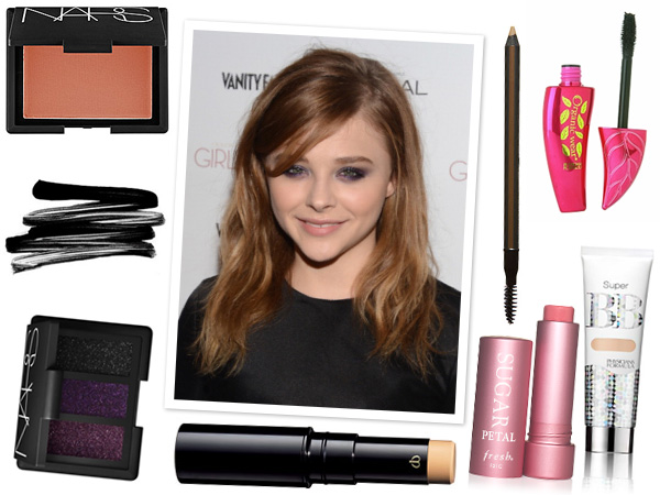 Celebrity makeup profile: Chloe Grace Moretz -- Dark delight