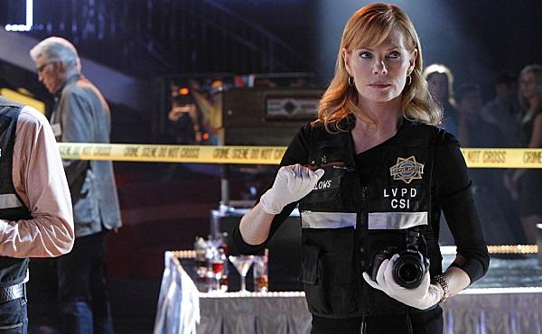 Marg Helgenberger to return to CSI