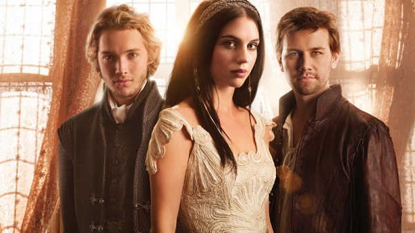 Reign is rife with fake history & sexiness