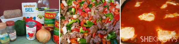 A dinner-worthy twist on a traditional dish