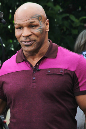 Mike Tyson comes clean on drug use