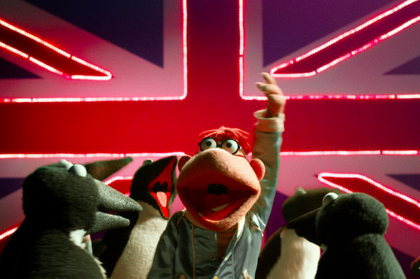 Muppets Move Like Jagger