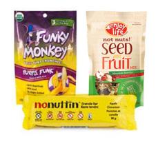 Nut-free doesn't mean taste-free