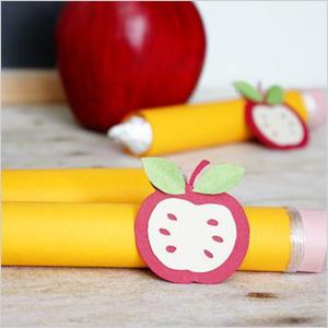 Pencil treats
