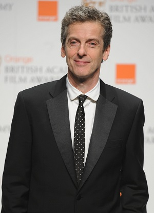 And the name of the Twelfth Doctor is...