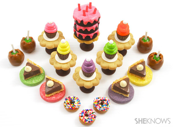 Petite sweet edible crafts | SheKnows.com