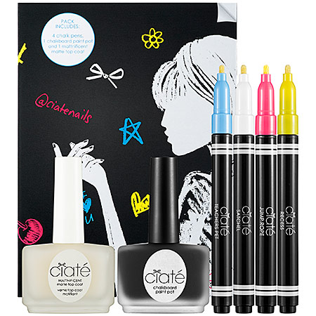 Product review: Ciate chalkboard manicure