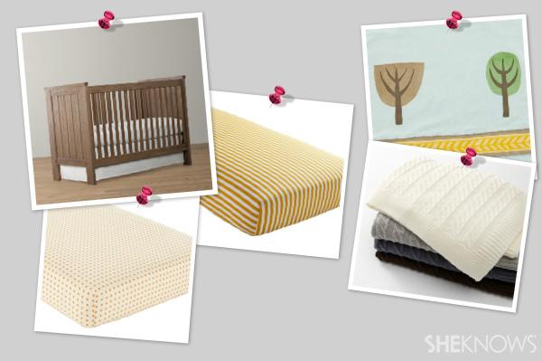 Rustic Fall Inspired Nursery Ideas