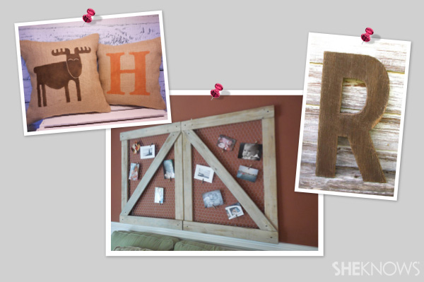 Rustic nursery decor   SheKnows.com