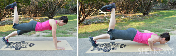 Mix up your push-ups