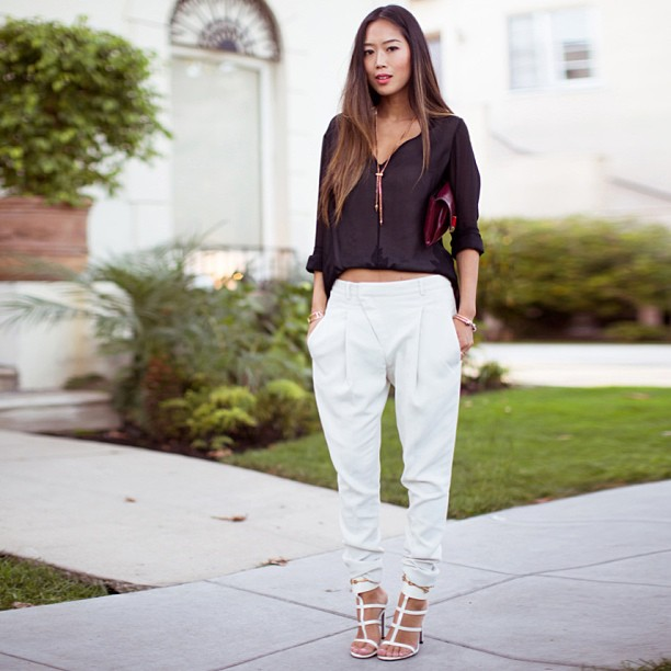 6 fashion bloggers you should follow on instagram for Style at home instagram