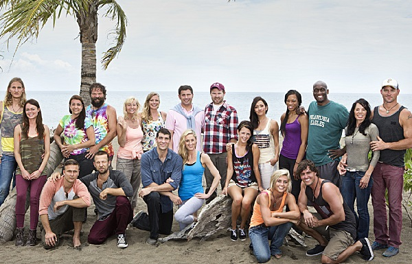 10 Castaways & 10 loved ones compete for $1m