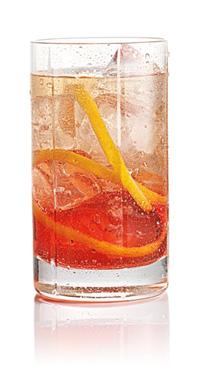 Sunset Strawberry Lemonade