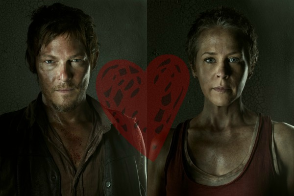 Could Daryl end up with... Beth??