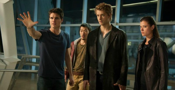 The CW The Tomorrow People