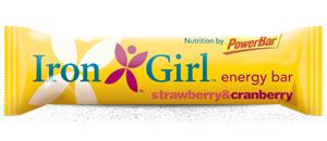 Iron Girl Energy Bars