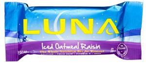 Luna Bars Iced Oatmeal Raisn
