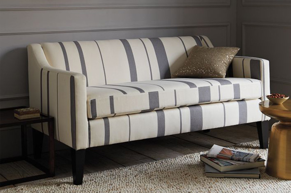 Fabulous sofas for small spaces - Small scale furniture for small spaces photos ...