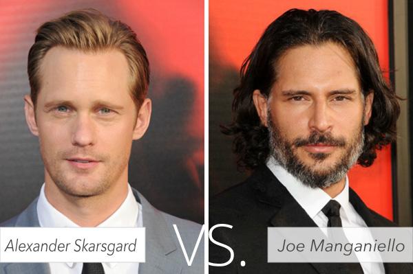 Who's Hotter: Alexander Skarsgard or Joe Manganiello