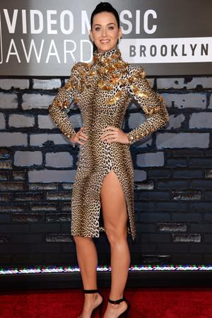 Katy Perry at the VMAs