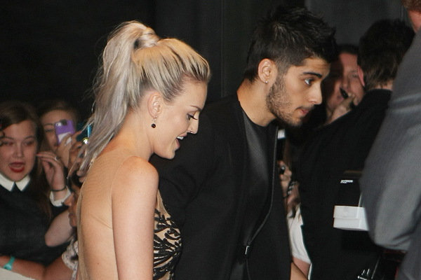 Who is perrie dating