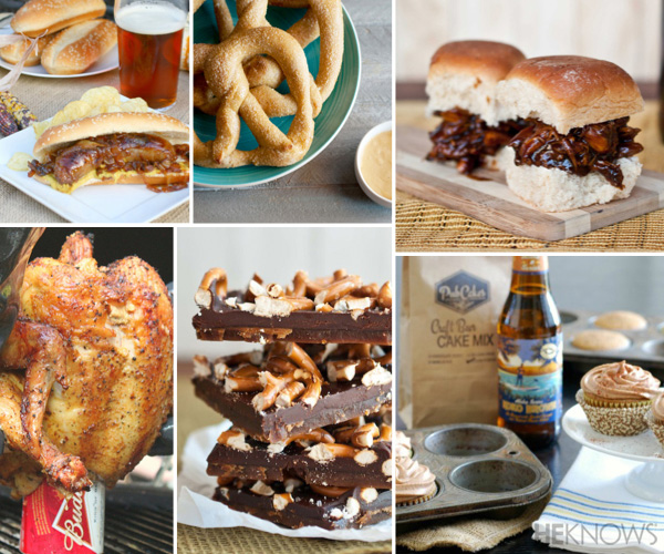15 Beer-infused recipes for Oktoberfest | SheKnows.com
