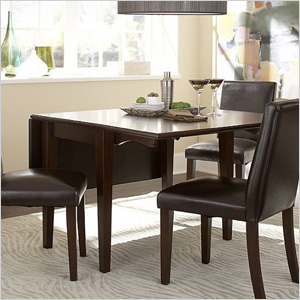 20 dining sets that are perfect for apartments page 2 - Dining table against the wall ...