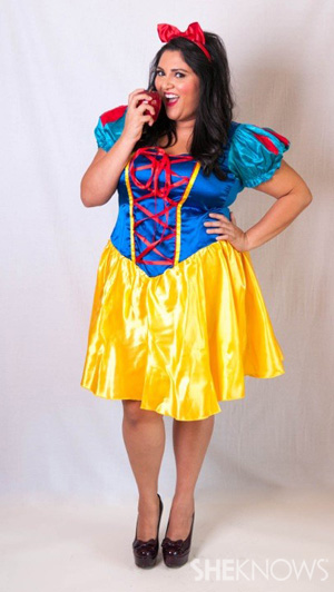 Disney Classic Snow White Costume (Torrid, $45)
