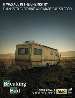 AMC reminds fans where Breaking Bad began
