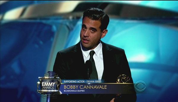 Bobby Cannavale Emmy Awards 2013 Acceptance