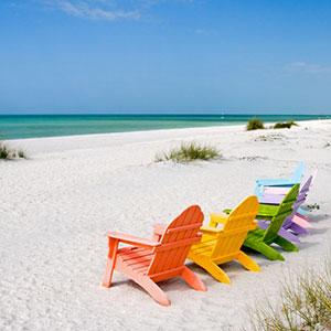 Relaxing weekend getaways
