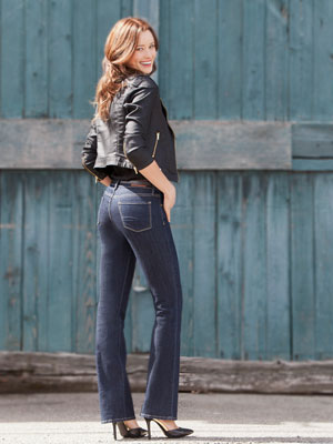 Find the perfect pair of denim jeans