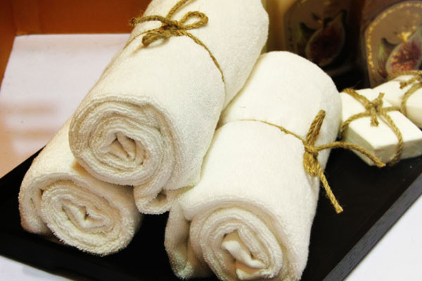 Spa towels and soaps | Sheknows.com