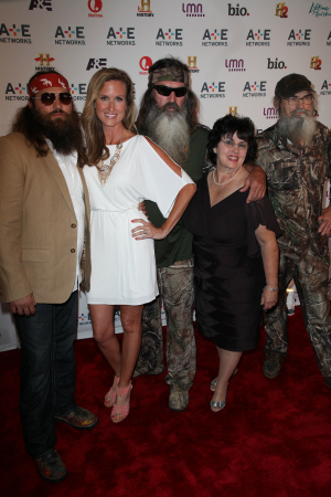 The Duck Dynasty Gang