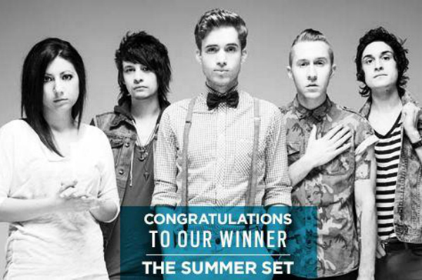 iHeartRadio's Rising Star, The Summer Set