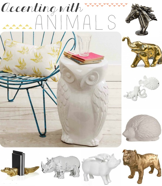 animals from House of Smiths