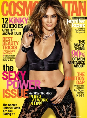 Is JLo insecure?