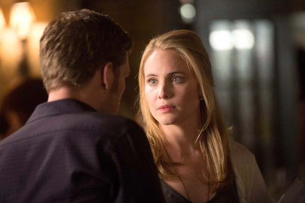 Camille gets news in The Originals