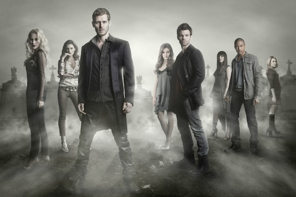 The cast of The Originals Season 1