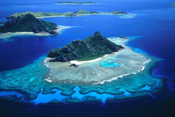 An Adventure trip to Fiji