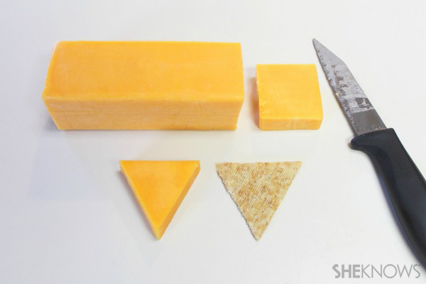 Pumpkin pie cheese appetizers